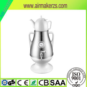 Electric Kettle with Painted Stainless Steel Body 3.2L Capacity Samovar pictures & photos