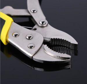 C-Type Vise Grip Pliers, Flat Mouth Locking Pliers pictures & photos