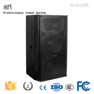 Customized 4 Ohm Stage Speaker 15′′ Inch pictures & photos