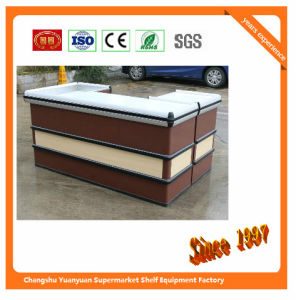 Hot Sale Cheap Retail Store Checkout Counter pictures & photos