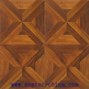 Artisan Hand-Carved Engineered Flooring with Fsc Certificate pictures & photos