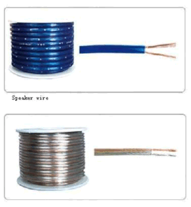 CE, RoHS Approved Speaker Cable pictures & photos