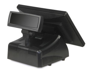 15 Inch Black Restaurant Touch POS pictures & photos