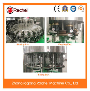Automatic Rotary Type Beer Filling Machine pictures & photos