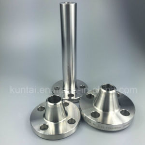 High Quality Duplex Steel Flange Lwn Forged Flange with TUV (KT0090) pictures & photos