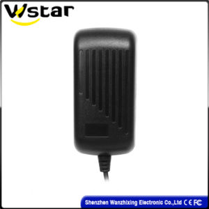 24W AC/DC Adapter with EU Plug pictures & photos
