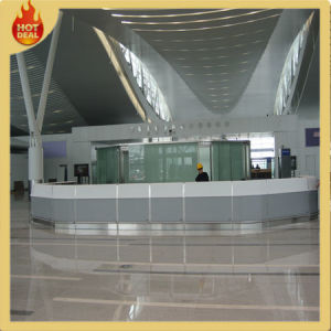 Metal Airport Functional Check-in Counter pictures & photos