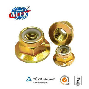 Nylon Lock Nut Made in China pictures & photos