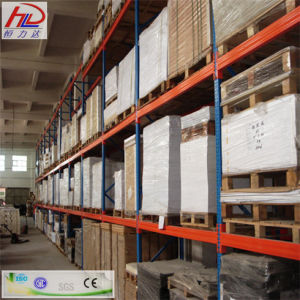 on Sale ISO Approved Medium Duty Adjustable Pallet Shelving pictures & photos