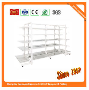Fast Sales Retail Shelf with Back Hooking Holes pictures & photos
