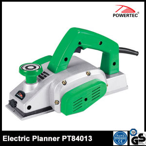Powertec 560W 82*1mm Electric Planer (PT84013) pictures & photos