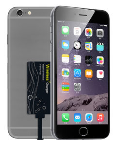 Ultra-Thin Wireless Charging Receiver Sticker for iPhone 6 pictures & photos