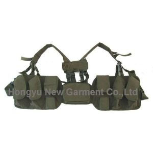 Factory Hot Sale Green Ak47 Chest Pouch Tactical Vest pictures & photos