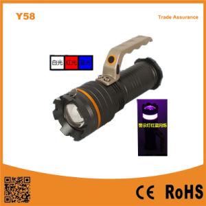 Y58 Aluminum 10W High Power Xml T6 LED Extendable Portable Light pictures & photos