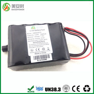 Rechargeable 13000mAh 7.4V Li-ion Battery pictures & photos