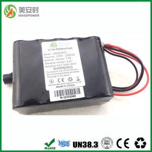 Rechargeable 13000mAh 7.4V Li-ion Battery