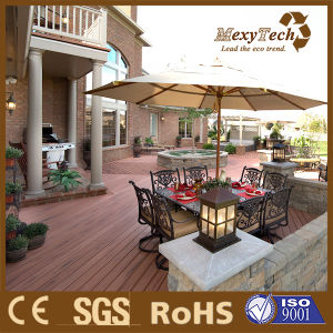 Professional Solid Decking Supplier Sells The Outdoor WPC Decking 140*22mm pictures & photos