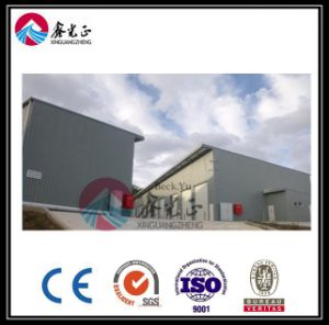 China Manufacture Prefabricated Light Steel Structure Workshop (BYSW-1015002) pictures & photos