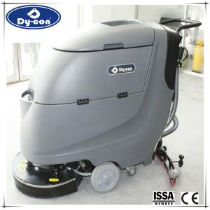 Clean-in-Place (CIP) Big Mouth Huge Tank Floor Scrubber for Hard Floor pictures & photos