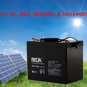 AGM Deep Cycle Battery Deep Cycle Gel Battery 12V 70ah pictures & photos