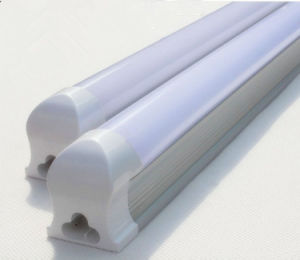 Aluminum +PC Rechargeable LED Intergrated Tube T8 Emergency Tube Light pictures & photos