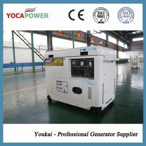 50Hz 5kw Power Silent Diesel Generator pictures & photos