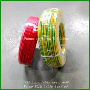 PTFE Coated High Temperature Resisting Teflon Cable, Heating Cable pictures & photos