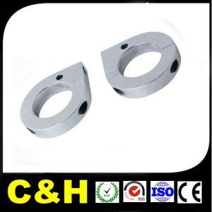Semi Clamp Aluminum CNC Machining