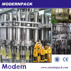 Automatic Vegetable Oil Bottle Filling Machine/Vertical Food Bottle Filling Machine/Thick Liquid Filling Machine for Jars pictures & photos