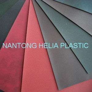 PVC Sponge Sheet for Stationery (HL-43) pictures & photos