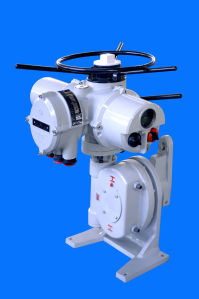 Ia/Mow Series Quarter Turn Electric Actuator