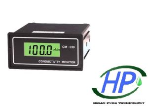 Conductivity Meter for Industrial Water Treatment CM-230 pictures & photos