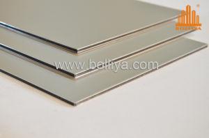 Wood Plastic Composite Board Aluminium Composite PVDF ACP pictures & photos