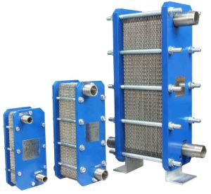 Plate Heat Exchanger for Steam Water Cooling pictures & photos