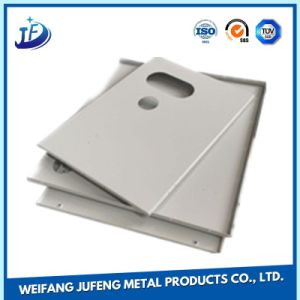 Custom Made Welding Fabrication Metal Parts of Laser Cutting/Stamping Service pictures & photos
