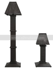 PE Rattan Furniture Wicker Lampshade (MTC-216) pictures & photos
