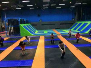Hot Imported CE Approved Designers Indoor Trampoline World pictures & photos