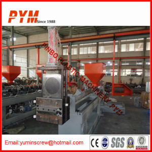 Single Screw Recycling Machine Line pictures & photos