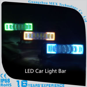 Markcars Attachable Multi Color Car LED Light Bar pictures & photos