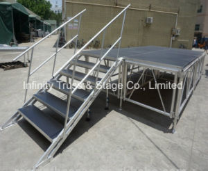 Aluminum Stage for Wedding Events pictures & photos