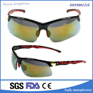 Polarized Cycling Glasses Bike Goggles Casual Sports Sunglasses pictures & photos