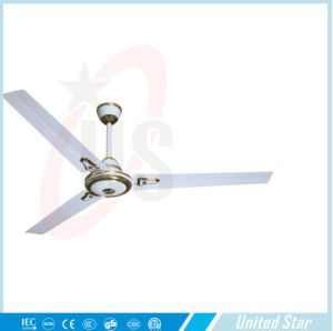 Unitedstar 56′′ Metal Cover Ceiling Fan (USCF-160) with CE/RoHS pictures & photos