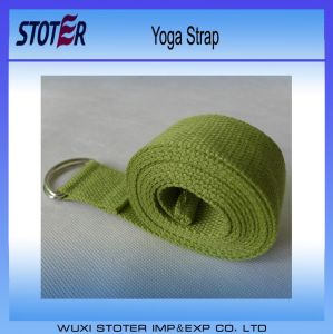 Yoga Belt Nylon Suspension Band Fitness Extension Band pictures & photos