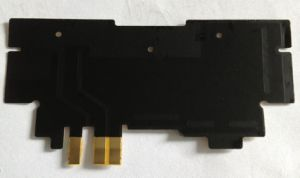 Supply Flexible PCB Gold Plated Black FPC pictures & photos