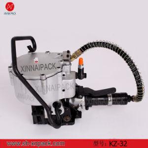 Pneumatic Handheld Steel Strapping Machine (KZ-32)