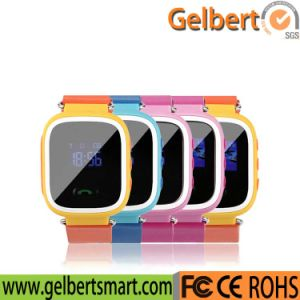 Gelbert Fashion Sos Call GSM GPS Tracker Kids Smart Watch pictures & photos