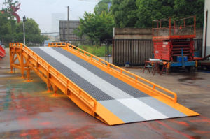 Container Loading Ramp, Combined Ramp. Container Ramp pictures & photos