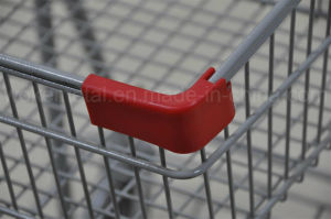 Convenience Stainless Steel Store Shopping Cart/Shopping Trolley pictures & photos
