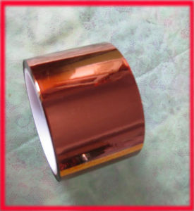 Kapton Tape, Polyimide Tape, Also Called Goldfinger Tape