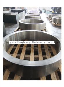 Rolled Forging Gears Round Ring pictures & photos